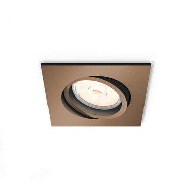 Vestavné bodové svítidlo 230V 50401/05/PN