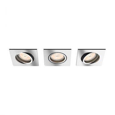 Vestavné bodové svítidlo 230V 50403/11/PN