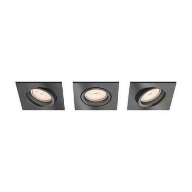 Vestavné bodové svítidlo 230V 50403/99/PN
