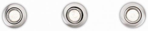 Vestavné bodové svítidlo 230V LED 59243/17/E7