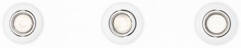Vestavné bodové svítidlo 230V LED 59243/31/E7