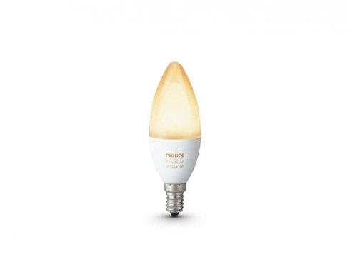 Svíčková žárovka Phipls Hue - bílá 8718696695203