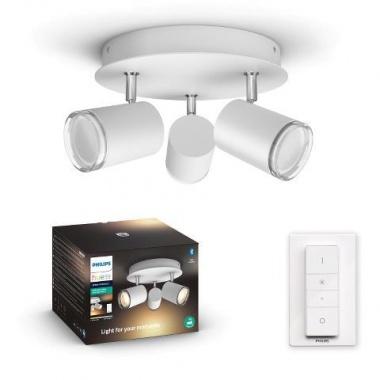 Přisazené bodové svítidlo LED 34181/31/P6