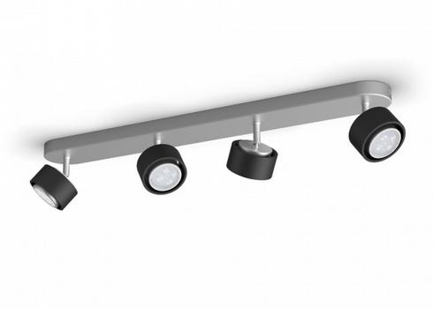 Přisazené bodové svítidlo LED 50654/30/P0