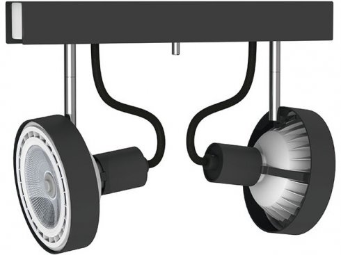 Přisazené bodové svítidlo NW 9597