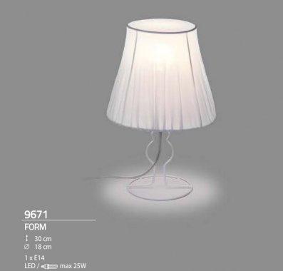 Pokojová stolní lampa NW 9671