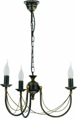 Lustr/závěsné svítidlo NW 204
