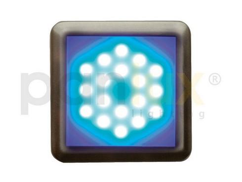 LED svítidlo PA D2/NM