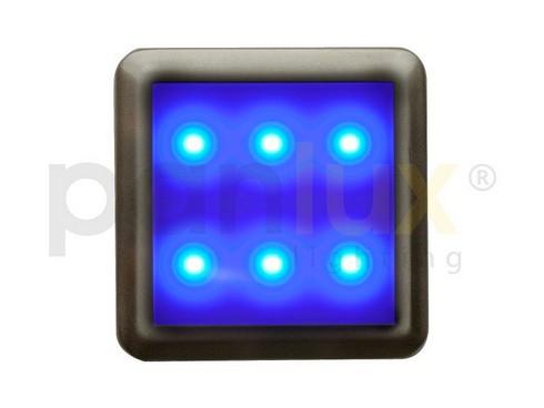 LED svítidlo PA D4/NM
