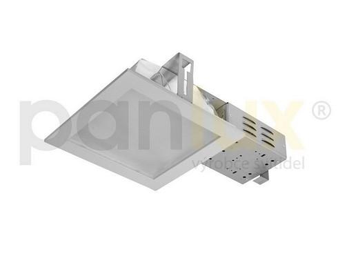 Vestavné bodové svítidlo 230V PA DWH-213E/CH