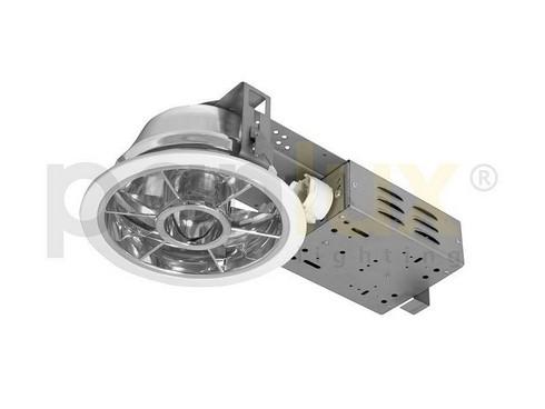 Vestavné bodové svítidlo 230V PA DWV0-118D/CH