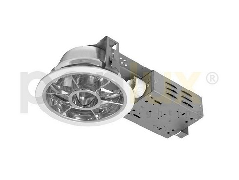 Vestavné bodové svítidlo 230V PA DWV0-126D/B
