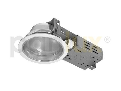 Vestavné bodové svítidlo 230V PA DWVS-218D/CH