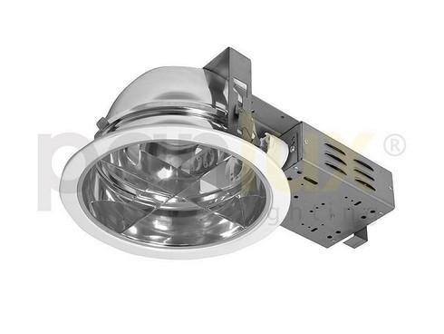 Vestavné bodové svítidlo 230V PA DWVX-118E/CH