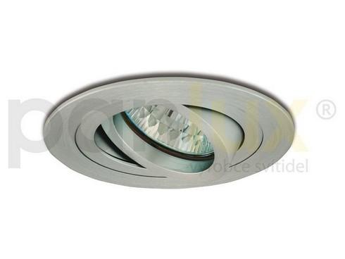 Vestavné bodové svítidlo 12V PA KVD-HR50/AL