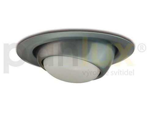 Vestavné bodové svítidlo 230V PA VP-R50/CHB