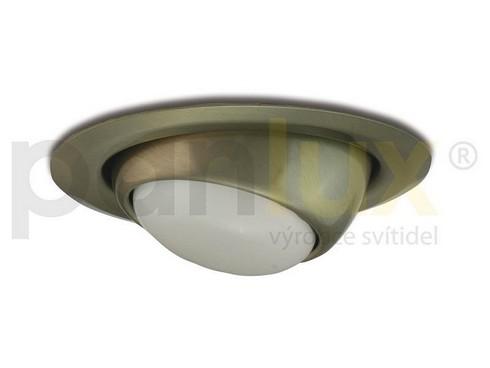 Vestavné bodové svítidlo 230V PA VP-R50/NB