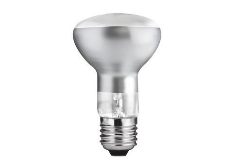 Halogenová žárovka R63 42W E27 stříbrná