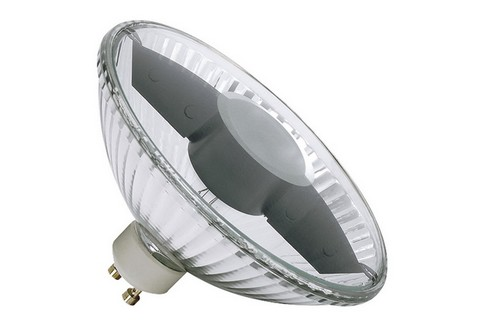 Halogenová žárovka QPAR111 75W GU10 230V 111mm stříbrná