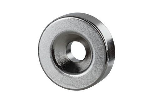 Magnet pro zjištění středu montážní krabice 250, sada 12ks