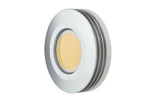 LED Disc 8W GX53 230V teplá bílá
