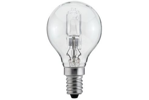 Halogenová žárovka 42W E14 čirá