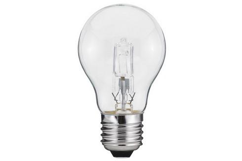 Halogenová žárovka 18W E27 čirá