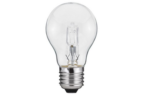 Halogenová žárovka 28W E27 čirá