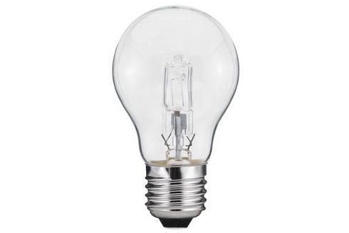 Halogenová žárovka 42W E27 čirá