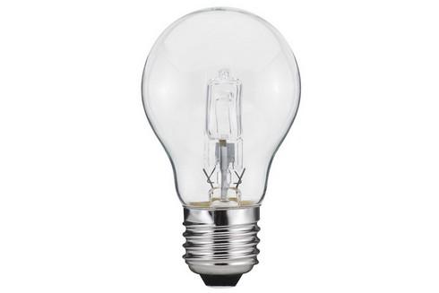 Halogenová žárovka 52W E27 čirá