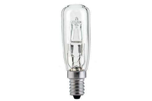 Halogenová trubicová žárovka 20W E14 čirá
