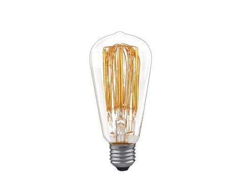 Dekorativní žárovka Rustika 40W E27 230V čirá