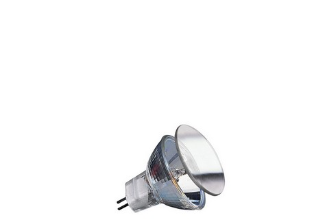 Halogenová žárovka Halo+ 2x28W 35mm GU4 stříbrná