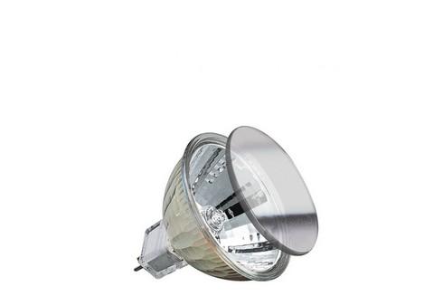 Halogenová žárovka Halo+ 16W 51mm GU5,3 stříbrná