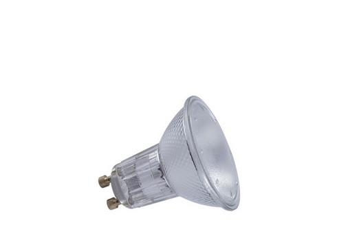 Halogenová žárovka Halo+ 40W 51mm GU10 chrom
