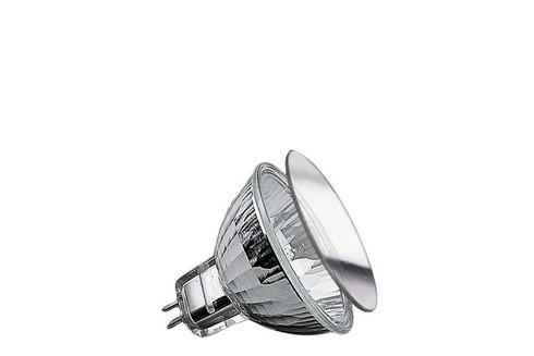Halogenová žárovka Security Halo+ 16W GU5,3 12V 51mm stříbrná