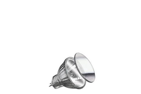 Halogenová žárovka Security Halo+ 2x28W GU4 12V 35mm stříbrná