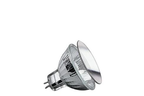 Halogenová žárovka Akzent flood 38° 50W GU5,3 12V 51mm chrom