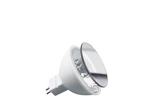 Halogenová žárovka Akzent flood 38° 50W GU5,3 12V 51mm bílá