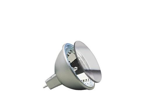 Halogenová žárovka Akzent flood 38° 35W GU5,3 12V 51mm hliník