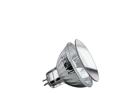 Halogenová žárovka Security 20W GU5,3 12V stříbrná