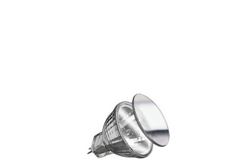 Halogenová žárovka Security 30° 2x20W GU4 12V 35mm stříbrná