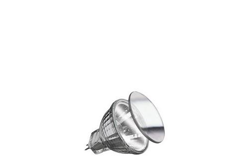 Halogenová žárovka Security 30° 2x35W GU4 12V 35mm stříbrná