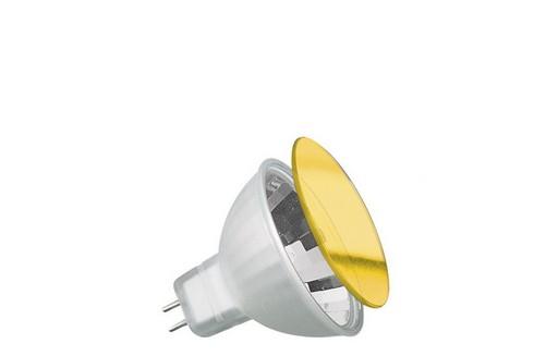 Halogenová dichroická žárovka True Colour 38° 35W GU5,3 žlutá