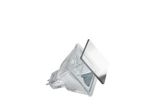 Halogenová žárovka Quadro 60° 20W GU5,3 12V 37mm stříbrná
