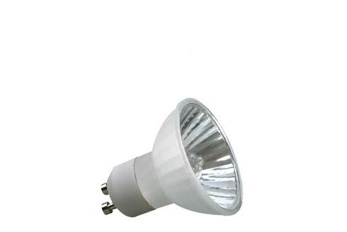 Halogenová žárovka Akzent 50W GU10 230V 51mm satin