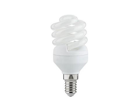 Úsporný světelný zdroj Spirale 11W E14 230V neutrální bílá