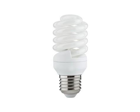Úsporný světelný zdroj Spirale 15W E27 230V neutrální bílá