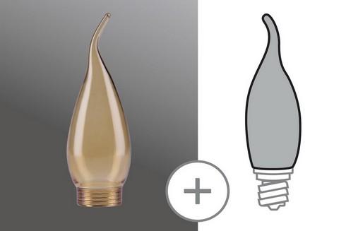 Kryt Cosylight minihalogen zlatá