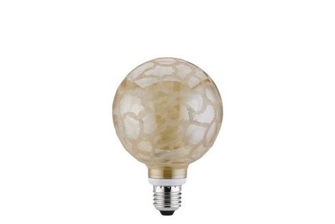 Úsporný světelný zdroj Globe 100 10W E27 Krokoeis zlatá